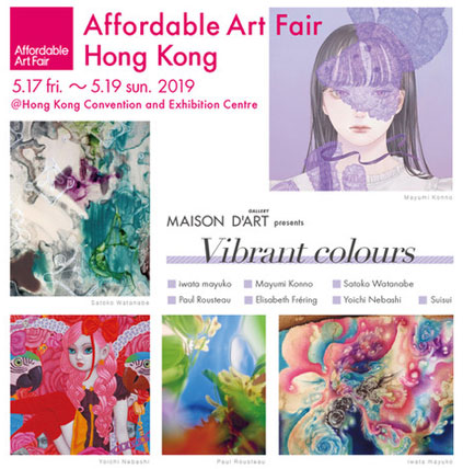 affordable art fair hk 2019